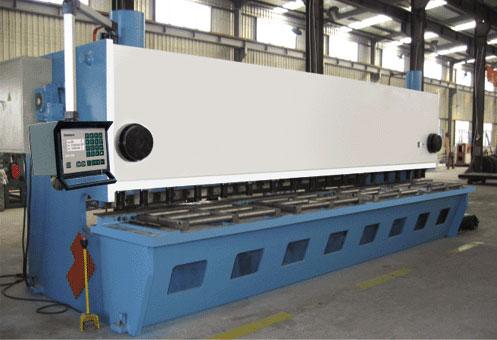 QC11Y系列数控液压闸式剪板机